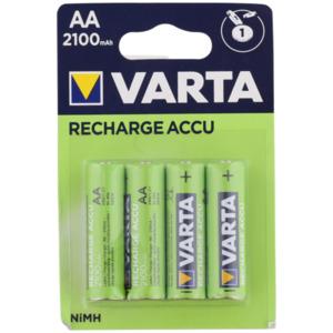 Varta Aufladbare AA-Batterien