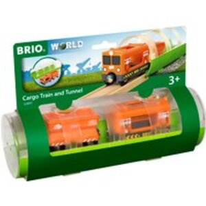 BRIO Tunnel Box Frachtzug D