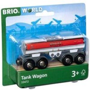 BRIO Tankwagen silber