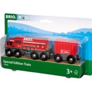 BRIO Roter Frachtzug special Editition 19