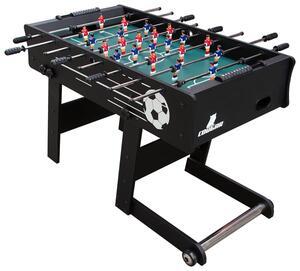 Tischfußball Scorpion Kick in Schwarz