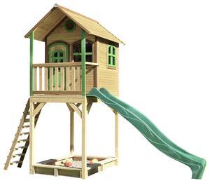 Spielhaus Romy aus Zedernholz