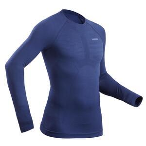 Skiunterwäsche Funktionsshirt 580 I-Soft Herren blau