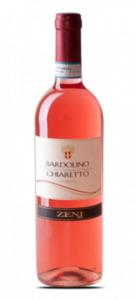 Zeni Bardolino Chiaretto Classico DOC DV 2019 - 0.75 L - Italien - Zeni