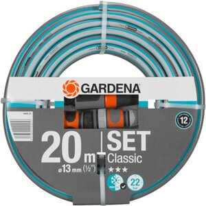 "Gardena Classic-Schlauch 13 mm (1/2"") 20 m m.A."