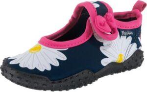 Kinder Aquaschuhe mit UV-Schutz 50+ rosa/blau Gr. 18/19 Mädchen Baby