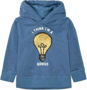 Sweatshirt  blau Gr. 128/134 Jungen Kinder