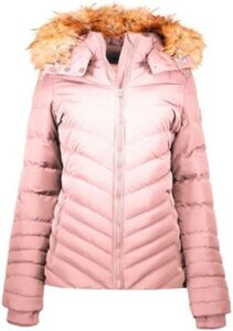 Winterjacke COLETA  pink Gr. 128 Mädchen Kinder