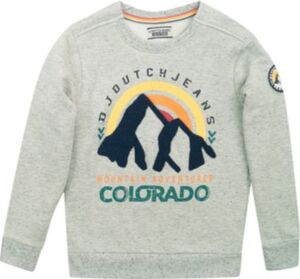 Sweatshirt  grau Gr. 164 Jungen Kinder