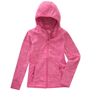 Mädchen Trekking Jacke aus Fleece