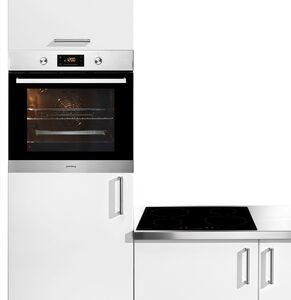 Privileg Backofen-Set BAKO Turn&Cook 300, Hydrolyse, Eco-Umluft