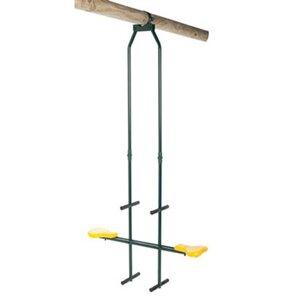 SwingKing Doppel-Schaukelsitz für Quadratholz