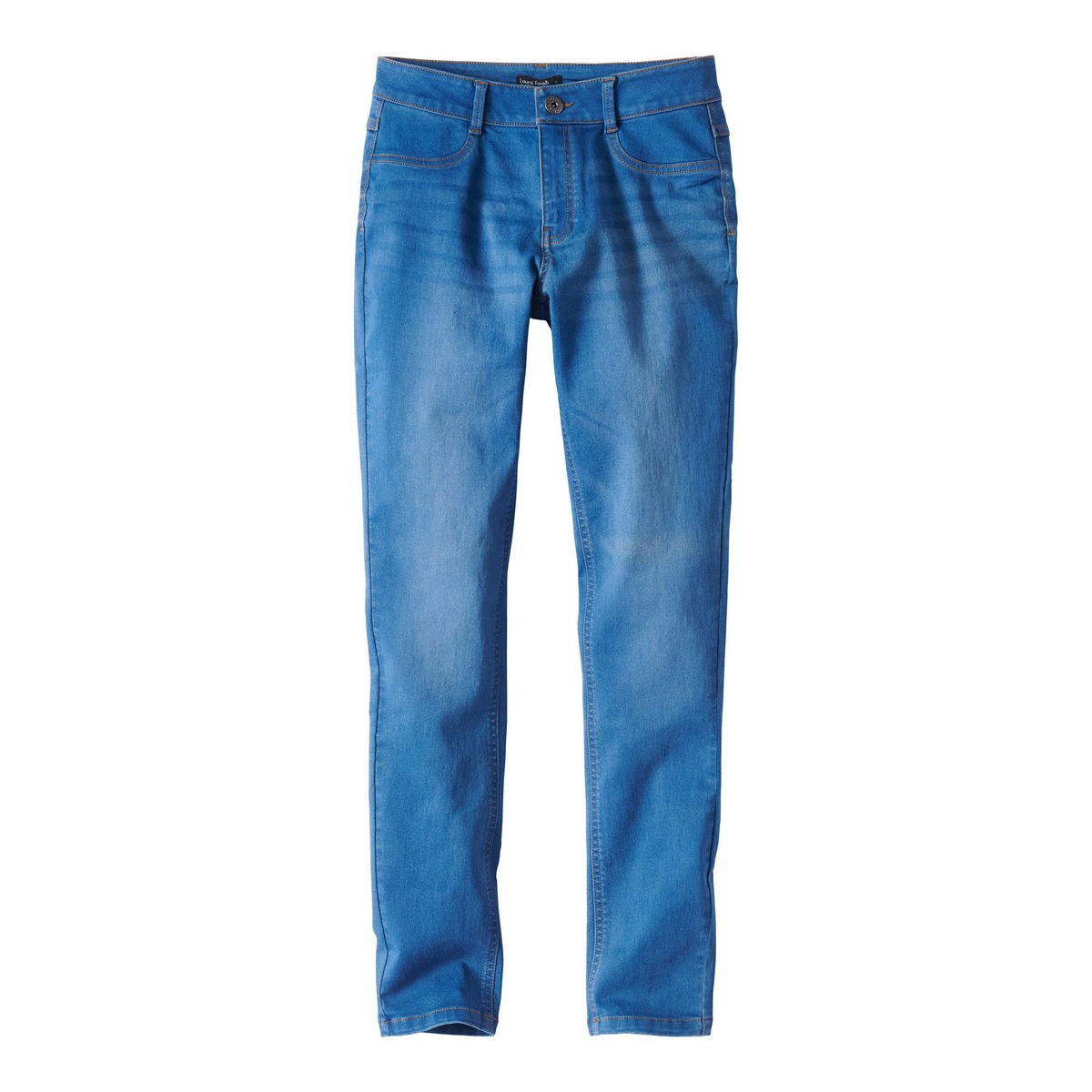 Bild 1 von Damen-Jeans-Pula mit Wascheffekt