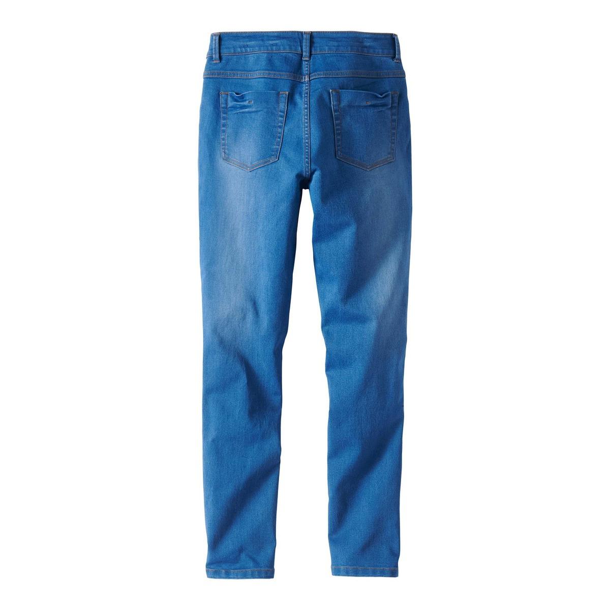 Bild 2 von Damen-Jeans-Pula mit Wascheffekt