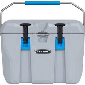 Lifetime Kühlbox Campingbox 26,5 Liter Grau