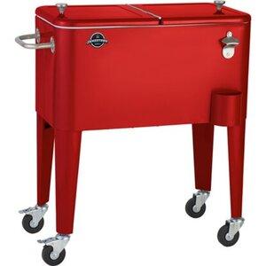 Jamestown Kühlwagen Rot 57 L
