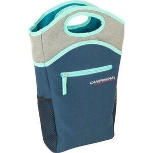 Campingaz Kühltasche Sand Weinkühler für 2 Flaschen