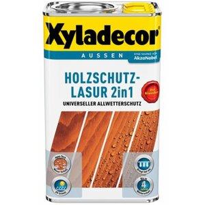 Xyladecor Holzschutz-Lasur 2in1 Transparent 750 ml