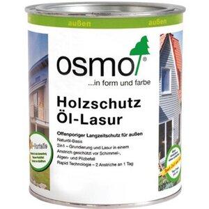 Osmo Holzschutz Öl-Lasur Farblos 750 ml