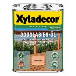 Xyladecor Douglasien-Öl Holzschutz für außen seidenglänzend 750 ml