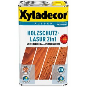 Xyladecor Holzschutz-Lasur 2in1 Eiche-Hell 750 ml