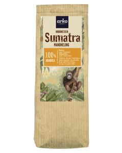 Kaffee URSPRUNGSKAFFEE Sumatra von arko, 250g Bohnen