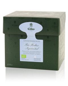 Tea Diamonds Bio Relax Ayurvital von Eilles, 20er Box