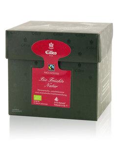 EILLES Tee Früchte Natur Bio Fairtrade Tea Diamonds 20er Box