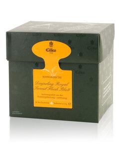Tea Diamonds Darjeeling Royal Second Flush Blatt von Eilles, 20er Box