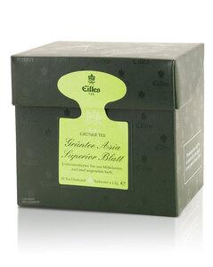 Tea Diamonds Grüntee Asia Superior Blatt von Eilles, 20er Box