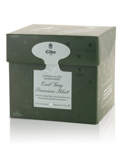 Tea Diamonds Earl Grey Premium Blatt von Eilles, 20er Box