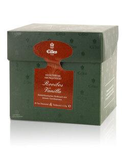 Tea Diamonds Rooibos Vanilla von Eilles, 20er Box