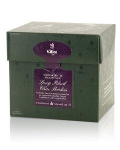 Tea Diamonds Spicy Black Chai Broken von Eilles, 20er Box