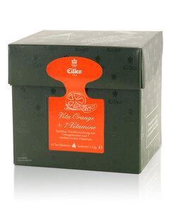 Tea Diamonds Vita Orange + 7 Vitamine von Eilles, 20er Box