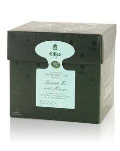 Tea Diamonds Grüner Tee mit Minze von Eilles, 20er Box