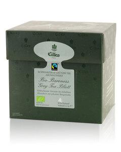 Tea Diamonds Bio Baroness Grey Tea Blatt von Eilles, 20er Box