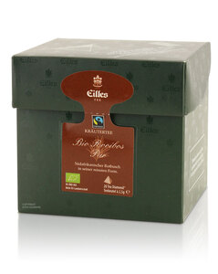 Tea Diamonds Bio Rooibos Pur von Eilles, 20er Box