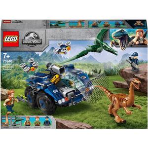 LEGO® Jurassic World - 75940 Ausbruch von Gallimimus und Pteranodon