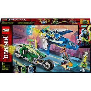 LEGO® Ninjago - 71709 Jay und Lloyds Power-Flitzer