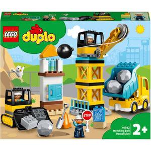 LEGO® DUPLO 10932 Baustelle mit Abrissbirne