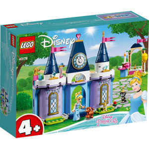 LEGO® Disney Princess™ – 43178 Cinderellas Schlossfest
