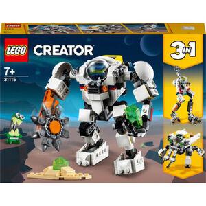 LEGO® Creator 3in1 - 31115 Weltraum-Mech