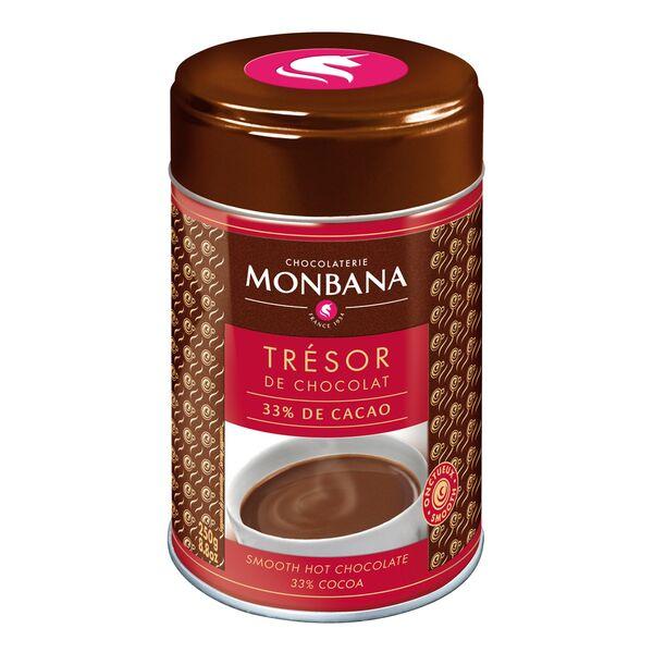 Monbana Tresor Chocolate Powder, 250g