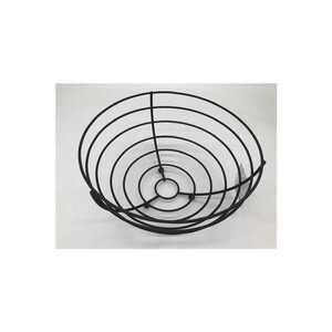 Obstschale, Metall, 26,50 x 26,50 x 14,00 cm