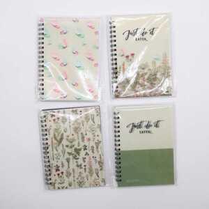 3D-Notizbuch, 80 Blatt, A6, verschiedene Designs