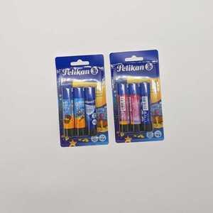 3er-Pack Pelikan Pelifix Klebestifte/Klebesticks, 3 x 10 g