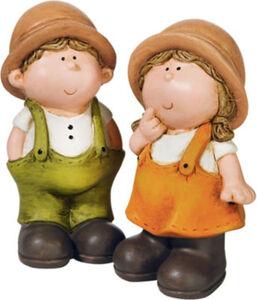 Figur Junge und Mädchen im 2er-Set