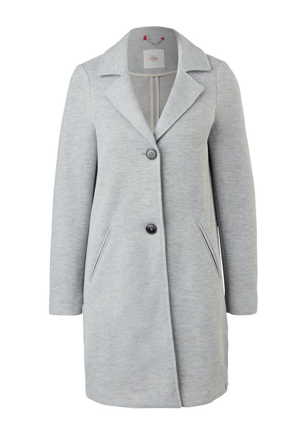 Damen Mantel aus Doubleface-Qualität