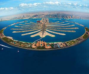 Dubai - 8 Tage 5-Sterne-Luxusurlaub