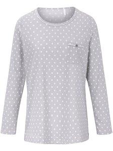 Schlafanzug aus 100% Baumwolle Rösch grau Größe: 48